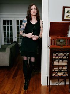 My First Year as a Woman - Great interview with Laura Jane Grace