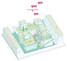 R&D Parking_dans le cadre d'un stage chez MORE architecture à Bordeaux_Jean-Baptiste de boisséson