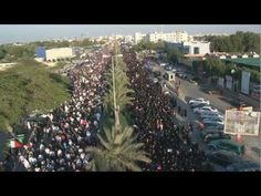#Bahrain: More than a Quarter of a million demanding Democracy
