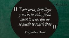 Resultado de imagen de letras de canciones alejandro sanz