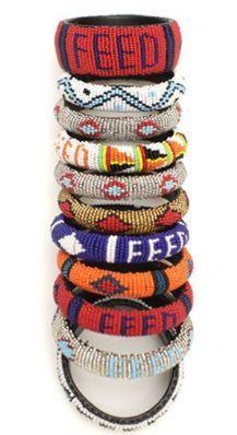 FEED Kenya Bracelets