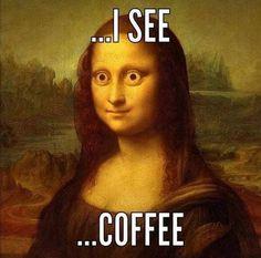 Aesthetic Drawing, Aesthetic Art, History Memes, Art History, Caricature, Mona Lisa Drawing, Mona Friends, Mona Lisa Parody, Mona Lisa Smile