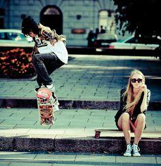 #girlsonboard #skatergirl #skate