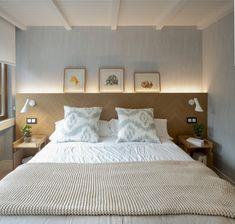Serene Bedroom, Master Bedroom Interior, Bedroom Bed Design, Modern Bedroom Design, Room Ideas Bedroom, Home Room Design, Home Bedroom, Bedroom Decor, Best Bed Designs