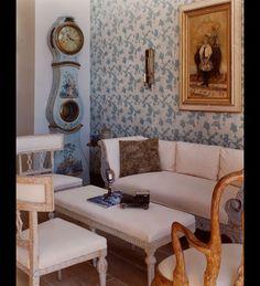 Image result for swedish cottage style