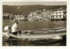 MUHTEŞEM YILLAR ... BURGAZADA ... Istanbul, Once Upon A Time, Nostalgia, Boat, City, World, The World, Boats, City Drawing