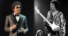 Jetss | Está confirmado! Seu Jorge é o ator escolhido para interpretar Jimi Hendrix nas telas de cinema
