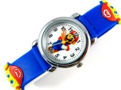 Reloj Mario Bros