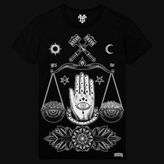Hard Times Clothing: http://www.hardtimesclothing.bigcartel.com/product/scales-of-justice