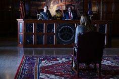 ABC's 'Castle' season 7 finale spoilers: First look at Stana Katic's Beckett Castle Season 7, Castle 2009, Susan Sullivan, Fata Morgana, Richard Castle, Castle Tv Shows, Kate Beckett, Nathan Fillion, Stana Katic