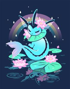 Vaporeon | Eevee Everything                                                                                                                                                                                 More