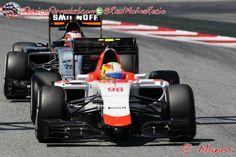 Merhi: «La fiabilidad del coche es muy buena, pero tenemos que encontrar más rendimiento»