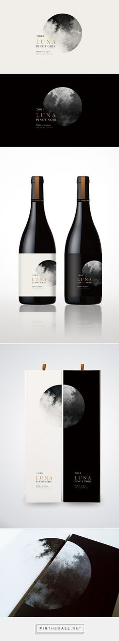 Luna on Behance... - a grouped images picture - Pin Them All