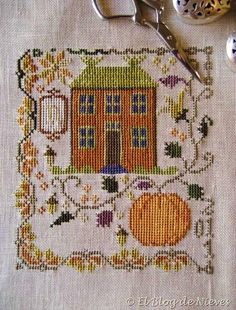 Pumpkin Farm de Blackbird Designs