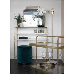 Gold and velvet. Spirit, Velvet, Mirror, Wall, Inspiration, Furniture, Home Decor, Biblical Inspiration, Decoration Home