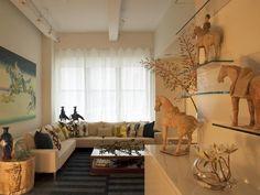 Mid-Century Modern Living Rooms from Pulp Design Studios : Designers' Portfolio 6015 : Home & Garden Television
