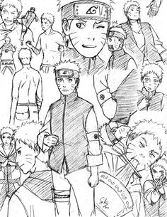 [Updated] Naruto Movie 10 sketch #2 [by Soel-chan on deviantART]