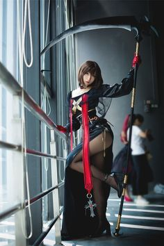 Anybody know what cos it is? Cosplay Anime, Kawaii Cosplay, Cute Cosplay, Amazing Cosplay, Cosplay Outfits, Best Cosplay, Cosplay Girls, Mode Steampunk, Steampunk Cosplay