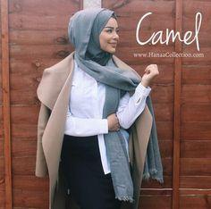 HANAA is a modest fashion brand that celebrate the Abaya and Hijab as a powerful expression of a woman's individuality. Abaya Fashion, Muslim Fashion, Modest Fashion, Fashion Outfits, Women's Fashion, Church Dresses, Modest Dresses, Modest Outfits, Womens Fashion Online