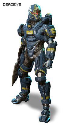 HALO 4 Armor #halo4 #halo #videogames