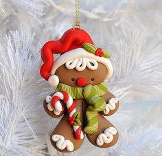 Biscoito Enfeites de Natal Biscuit 5cm