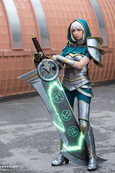 redeemed riven cosplay - Pesquisa