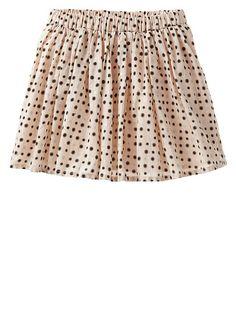 Printed circle skirt Product Image