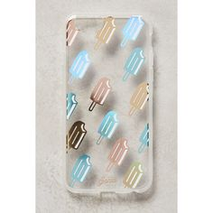 Sonix Frozen Treat iPhone 6 Case ($35) ❤ liked on Polyvore featuring accessories, tech accessories and clear