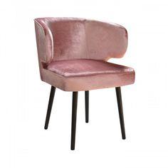 Barcelona este un scaun tapitat in stilul Scandinav cu un design simplu si minimalist,potrivit atat pentru living cat si pentru restaurante sau cafenele.  #scaun #tapitat #catifea #roz #scauntapitat #scaunroz #scaune #diningroom #pink #tufted #velvet #chair #pinkchair #chairdesign Minimalism, Accent Chairs, Barcelona, Dining Chairs, Living, Furniture, Design, Home Decor, Glamour