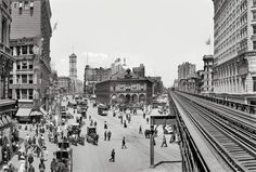New York Elevated Railroad