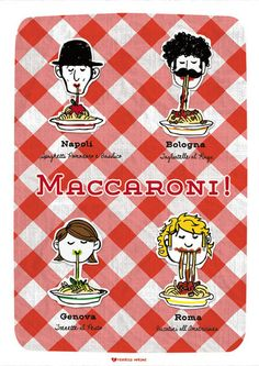 Maccaroni by Federico Mariani