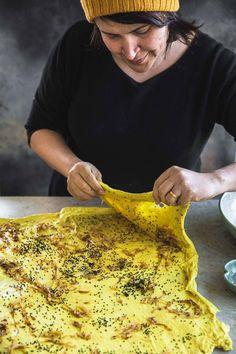 Sourdough Bread Starter, Sourdough Recipes, Yeast Bread, Jiffy Cornbread Recipes, Onion Bread, Nigella Seeds, Sour Taste, Weird Food, Artisan Bread