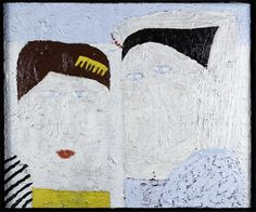WOLFS Art Dealers and Appraisers | Cleveland | Joseph Glasco - Couple - 4
