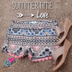 Cute & Trendy Old Navy Shorts Old Navy  Cute Trendy Shorts ✌Size 4✌   NWOT  These are Summertime Love!!  NO TRADE Firm unless BUNDLED for further Discount ☮HAPPY POSHING☮ Old Navy Shorts