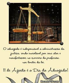 17 Melhores Imagens De Dia Do Advogado Scrapbooks Lawyers E Dates