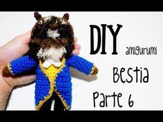 DIY Bestia Parte 5 amigurumi crochet/ganchillo (tutorial) - YouTube
