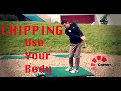 Golf Chipping - Use Your Body - YouTube