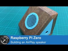A combination of modern and classic touches in this Pi Zero AirPlay speaker. Find this and other hardware projects on Hackster.io.