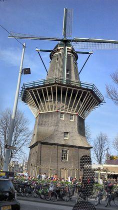 Molino de Viento Amsterdam