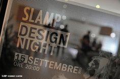 Slamp Design Night