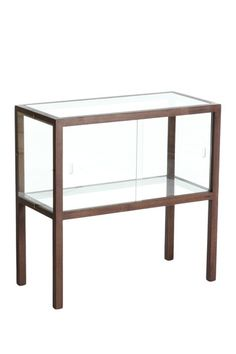 Buskerud Curio - Walnut by Mid Century Classics From Control Brand on @HauteLook