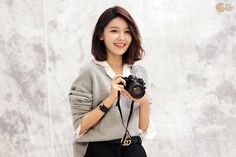 Sooyoung - in 2020 Asian Short Hair, Asian Hair, Girl Short Hair, Korean Short Hairstyle, Korean Look, Korean Girl, Sooyoung Snsd, Girl's Generation, Chica Fantasy
