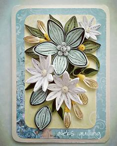#quillingcards #quillingflowers #quillingcreations #quillingcraft #papercrafts #paperflowers #papercards #handmadecards #квиллинготкрытка #квиллингцветы