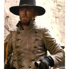 3:10 To Yuma Charlie Prince (Ben Foster) White Jacket  	For all those who are a fan of Charlie Prince (Ben Foster) White Jacket, we have got this amazing product in our catalog. It is the classic jacket from the movie 3:10 to Yuma. It was worn by Ben Foster for his role Charlie prince. You can