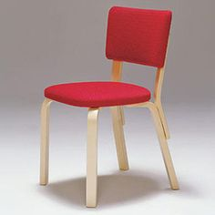 Alvar Aalto Chair 63 Alvar Aalto, Scandinavian Design, Rugs, Finland, Chairs, Textiles, Furniture, Classic, Home Decor