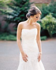 French Elegance Wedding Inspiration | Photos - Style Me Pretty
