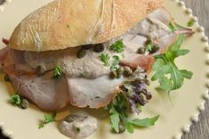 Gourmet Sandwiches, Ottolenghi, Recipes From Heaven, Salmon Burgers, Catering, Brunch, Homemade, Meat, Chicken