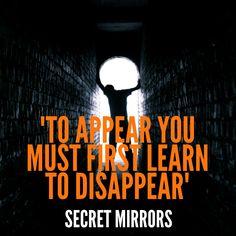 Magic   Secret Mirrors