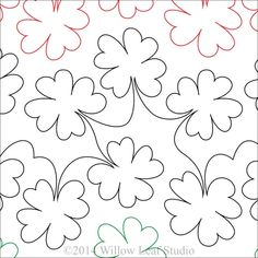 Four Leaf Clover Coloring Pages Best Coloring Pages For