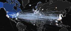 Uma série de ataques DDoS está quebrando a internet hoje